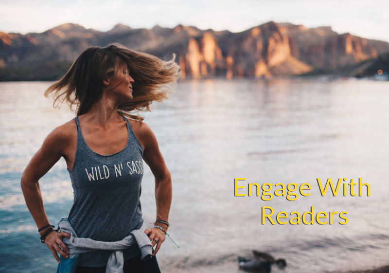Engage-With-Readers