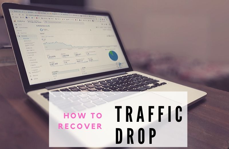 How to Recover Website from Google Search Traffic Loss  2020 Guide