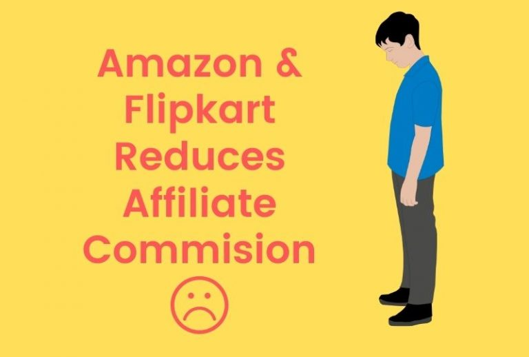 Amazon and Flipkart Reduce Affiliate Commission on Mobiles to 1% – Hard Time Ahead for Tech YouTubers